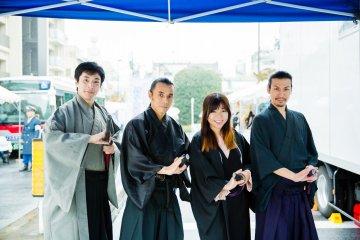 Samurai Event Instructors