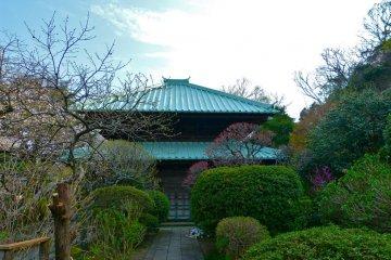 가마쿠라 에이쇼지(英勝寺)