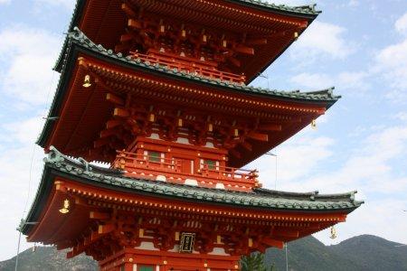 Le temple Saiko ji, Shodoshima