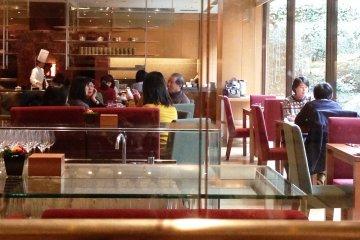Modern luxury meets traditional ascetics here in the Hyatt Regency Kyoto