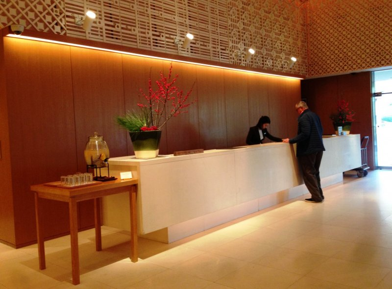 Luxury is losing yourself in a state of well being at the Hyatt Regency Kyoto