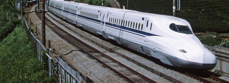 Tokaido Sanyo Shinkansen