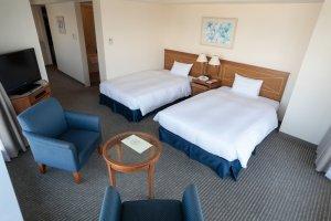 Hotel Century Shizuoka: Panoramic Deluxe Room