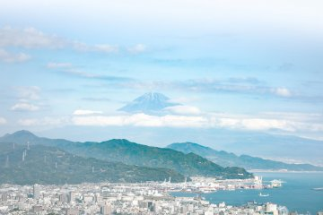 Nippondaira Hotel: Views of Mount Fuji