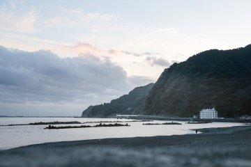 Shizuoka: Mouchimune Beach