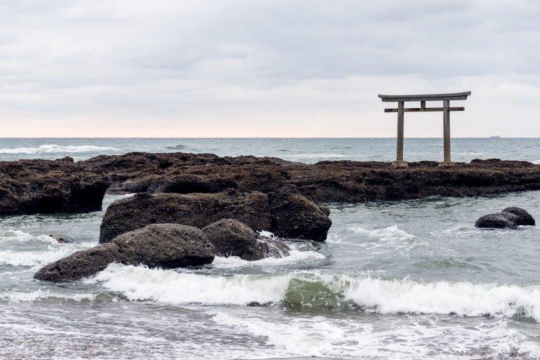 Oarai Isosaki Shrine