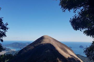 """Top of Binshiyama """"Zou no Se"""""""