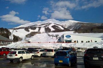 Tazawako Ski Resort