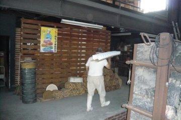 Working kiln