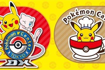 ร้านคาเฟ่ Pokémon แห่งแรกของโตเกียวและของโลก