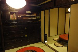 Rakuza Guesthouse Lounge
