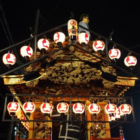 เทศกาลยะไท มัตซึตริ ในโอะตะวะระ