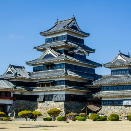 The Original Matsumoto Castle
