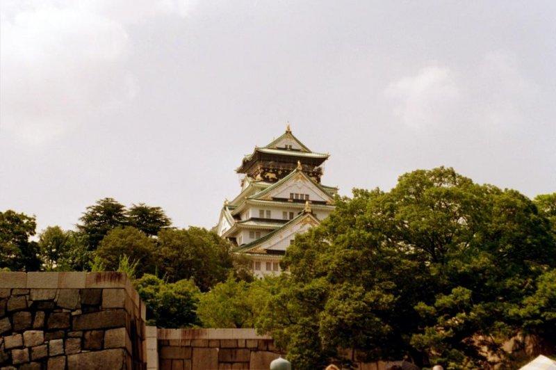 Battle At Osaka Castle Osaka Japan Travel