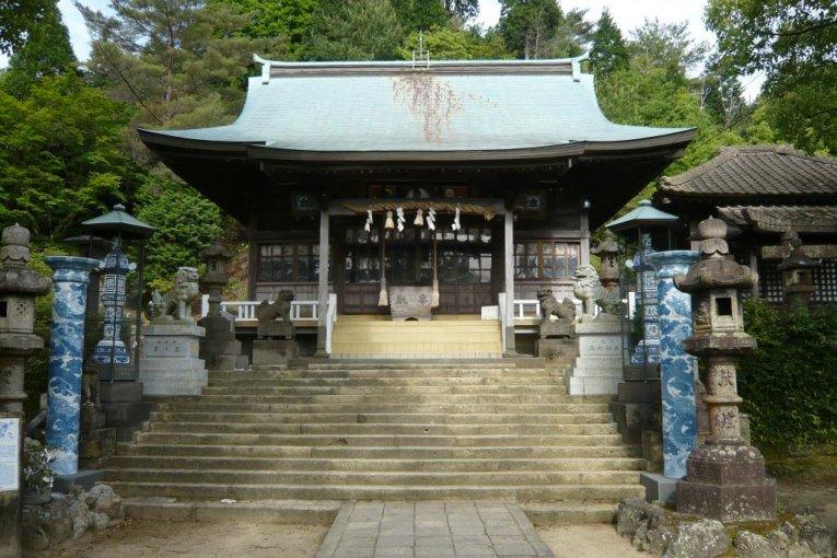 Sueyama Shrine