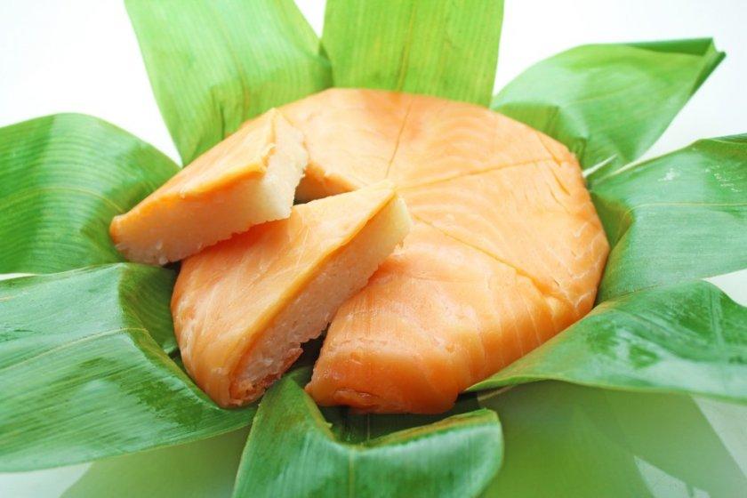 ถึงเวลาทานมะซุซูชิ ก็ตัดเป็นชิ้นคล้ายพิซซ่า