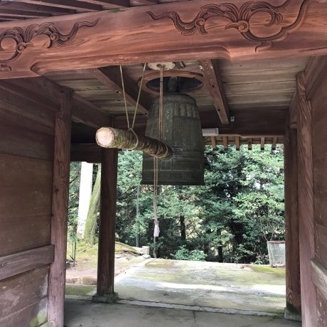 Joryu-ji Temple and Ise Forest
