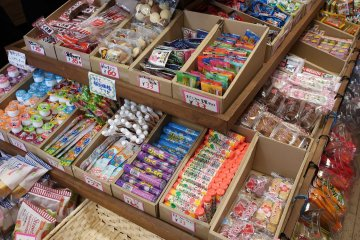 Assortment of sweets