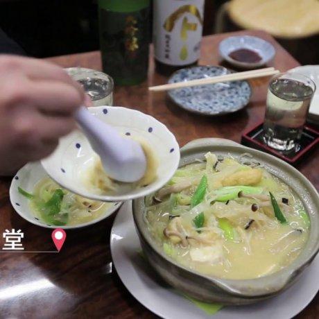 秋田縣的美酒與美食