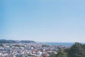 """Kamakura trong bộ phim """"Em gái bé nhỏ"""""""