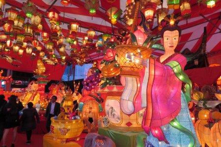 Lễ hội đèn lồng ở Nagasaki
