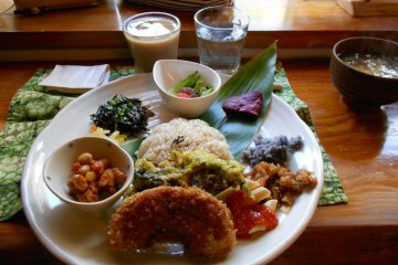 Noah Style Organic Café, Naha