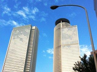 برج ناجويا مرتفع جدا