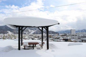 Kaminoyama area