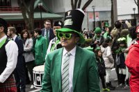 2018 St. Patrick's Day Parade Tokyo