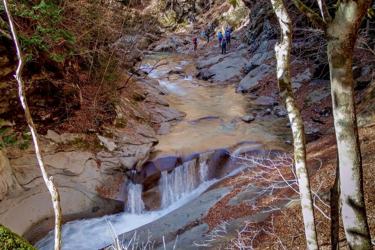 Долина Нисидзава в Яманаси