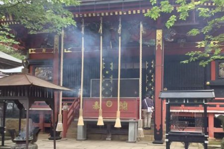 Amabiki Kannon Temple