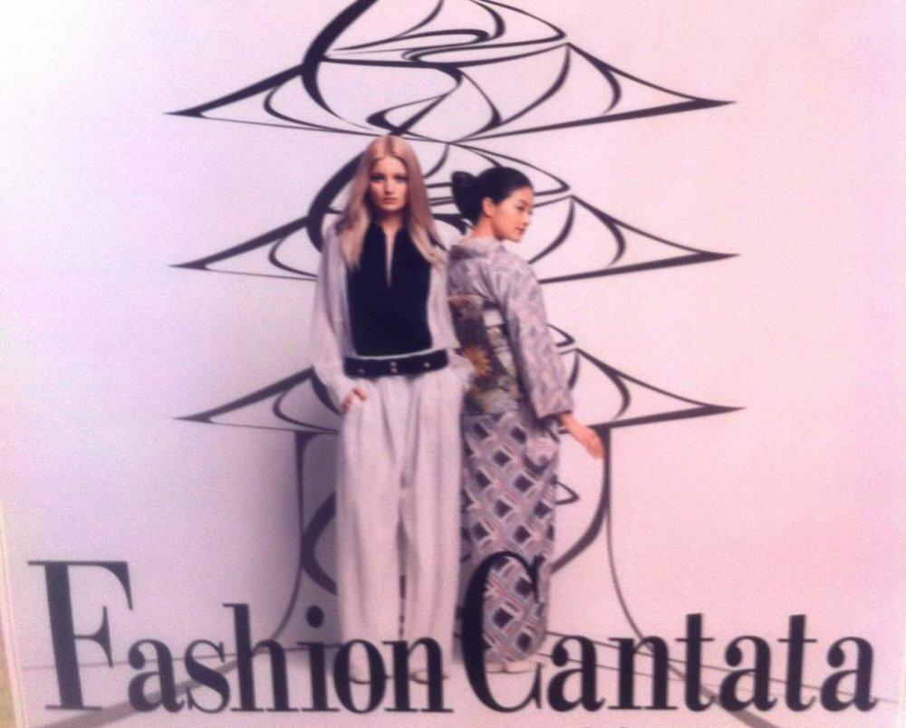 Kimonos remain relevant to contemporary fashion at Nishijin Textile Center is in a non descript building north west of Kyoto