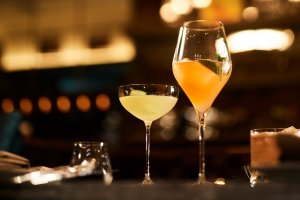 Original craft cocktails