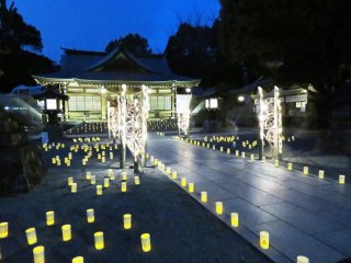 While Suizenji was originally named after a Buddhist temple, it is the gardens themselves that are the main attraction.