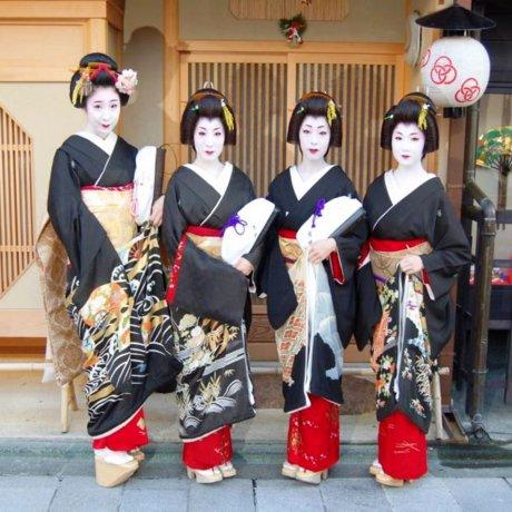 Kyoto Black Montsuki
