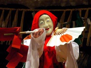 Второй танец, танец Удзумэ