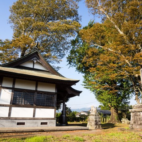 Shimomiya Shrine