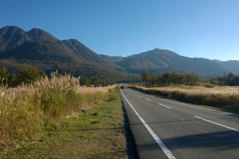 Road Trip: the Yamanami Highway