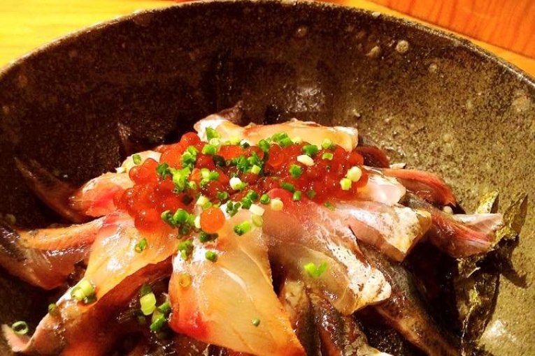 Introducing Beppu's Seafood Delight