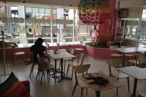 Usagi Cafe, Nagoya