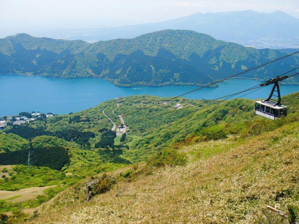 Mt. Komagatake Ropeway