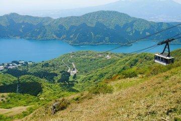 Hakone-en Komagatake Ropeway