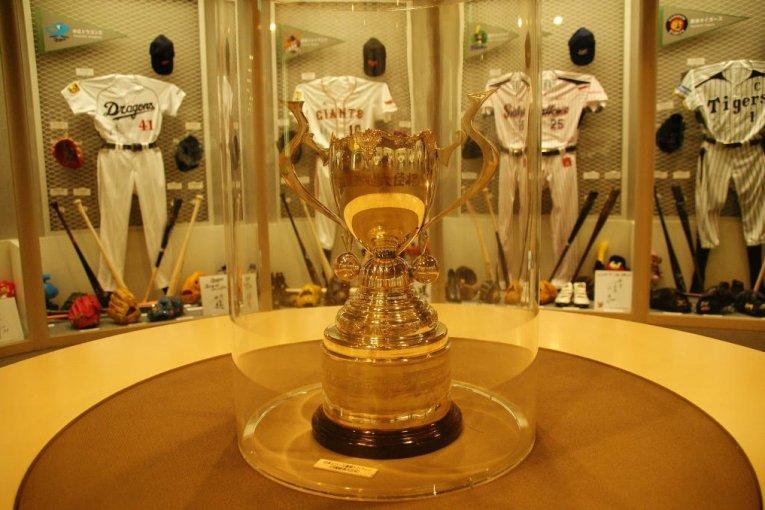 도쿄돔 야구박물관