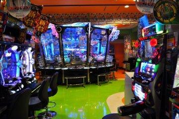 EST Game Centre ที่ชิบุยะ