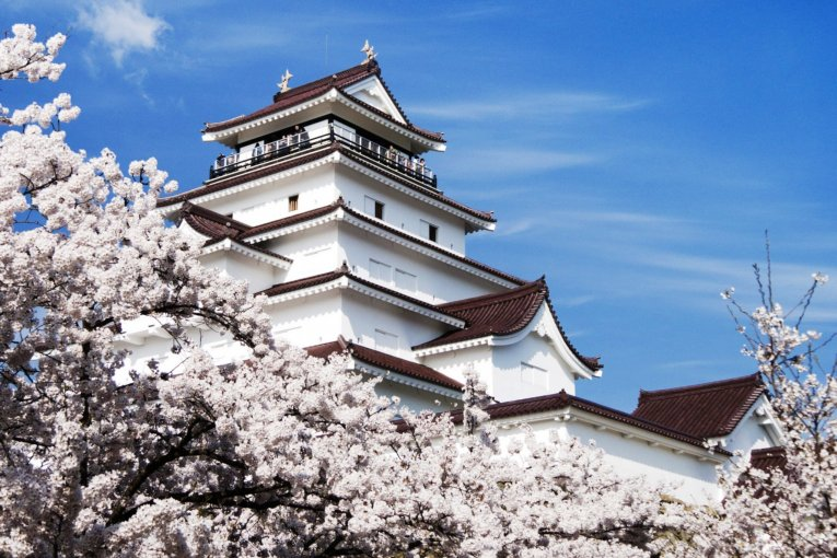 A Daytrip in Aizu