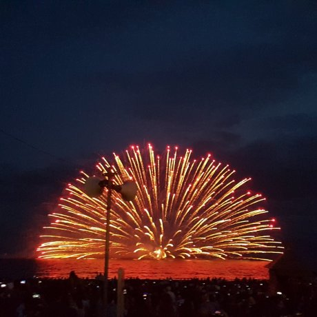 Kamakura Fireworks