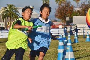 Undokai contest kids division