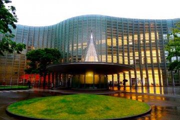 المركز الوطني للفنون بطوكيو
