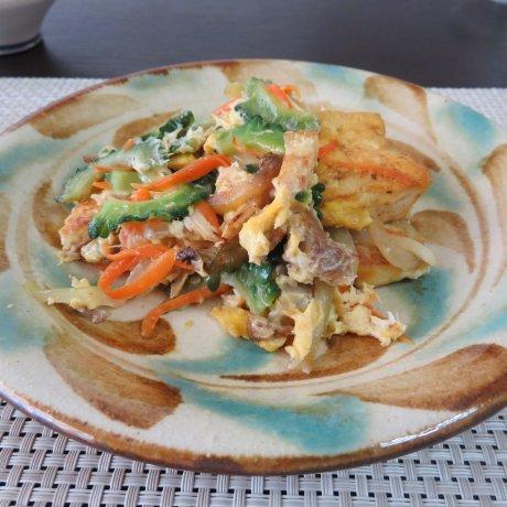 Okinawa Cooking at Yonner Food (Part 1)