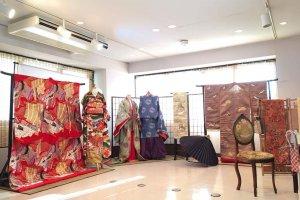 Có nhiều bộ kimono với chất lượng vô cùng tốt để bạn lựa chọn